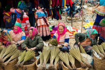 Hilltribes of Northern Vietnam