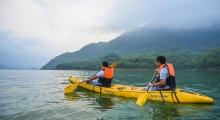Mai Chau Lodge_ Sailing 1